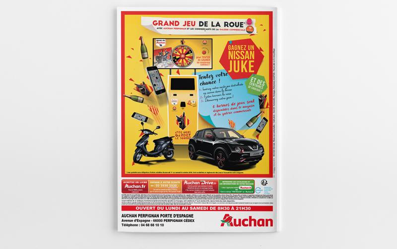 Gardez Le Auchan Perpignan Sourire Rj35A4qL
